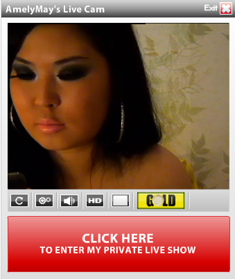 AmelyMay09 Cute, live sex chats on Pinay and Live Pinays and the sweetest lil Hot Pinay.
