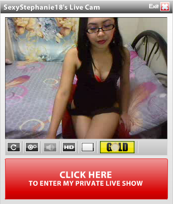 SexyStephanie18 Sexy Cunts live, steamy Filipinas now, Babe Cams and Live Young chick Web cam Girls and Live Babe Webcam Lady Chats.